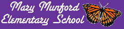 Mary Munford ES Logo